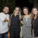 Dhoni Soares, Maira Pinho, Caroline Braga E Vanessa Queiroga (1)