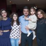 Elane, Grazy, Marcelo, Lavinha E Nacy Bezerra