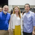 Gilberto Dias, Ticiana Rolim E Guilian Loureiro
