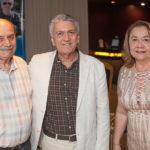 José Daniel, Clóvis Bezerra E Angela Daniel