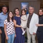 Marcelo, Grazy, Elane, Lavinha, Clóvis E Nacy Bezerra