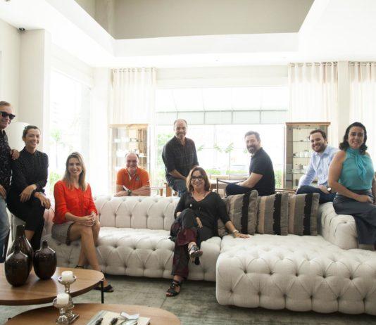 Marcos Monteiro, Nara Oliveira, Suzana Clark, Joel Filho, Marcus Novais, Lucia Wolf, Carlos Otavio, Lucas Novais E Karine Maia (6)