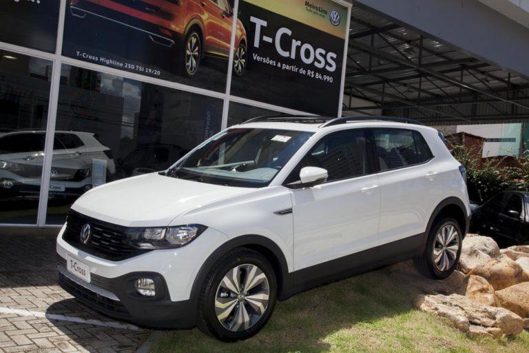 Volkswagen Fazauto promove feijoada, T-Cross é destaque