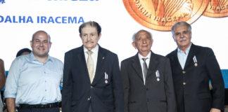 Roberto Claudio, Mauro Benevides, Otho Leal E Pio Rodrigues