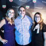 Talyzie Mihaliuc, Hermando Uchoa E Ila Carvalho