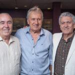 Ubiratan De Paula, Luciano E Clóvis Bezerra