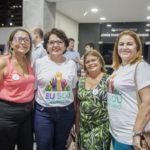 Valdenice Lima, Fatima Canuto, Francisca Berenice Alves E Luiza Sena