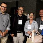 Carlos Alberto Mendes, Adeildo Cabral, Maria Dias E Mansour Daher
