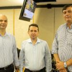 Cassio Andrade, Hugo Oliveira E Swytz José (2)