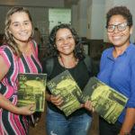 Cintia De Paula, Michele Pires E Mayara Morais