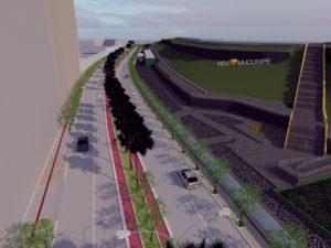 CorredorTuristico-300x225 Prefeitura vai investir R$ 9,8 milhões nos corredores turísticos de Fortaleza