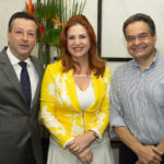 Fernando Franco, Enid Câmara E Paulo Henrique Lustosa