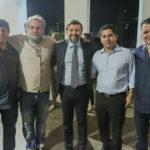 George Lima, Paulo Linhares, Elcio Batista, Pompeu Vasconcelos E Omar De Albuquerque (2)