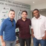 Gustavo Fernandes, Anderson Rocha E Pietro De Deus 16