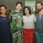 Isabel Andrade, Grazi Costa, E Gloria Diogines Rodrigo De Oliveira (1)
