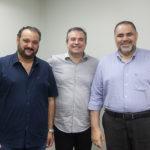 Patriolino Dias, Ricardo Bezerra E Edson Ferreira 10