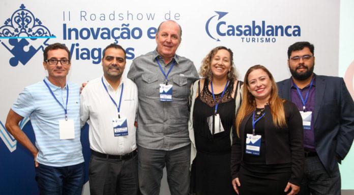 Régis Abreu, Paulo Lobão, Breno Pahim, Barbara Redes, Camila Fernandes E Tadeu Leandro (8)