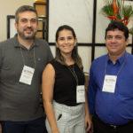 Rodrigo Amaral, Ana Patrícia E Igor Carlos