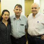 Tereza Neumann, Fernando Castro Alves E Manfred Haut (1)