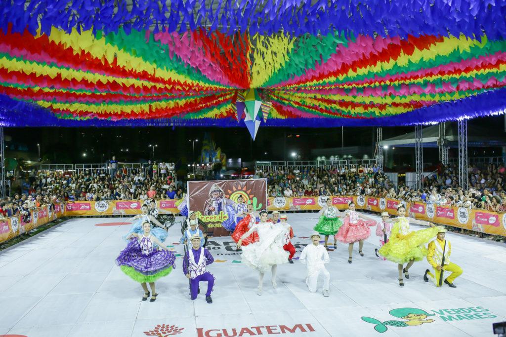 ARRAIA-IGUATEMI-1-4-1024x683 Arraiá do Iguatemi promove disputa de quadrilhas; Junina Babaçu leva o título