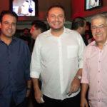 Fábio Campos, Adriano Nogueira E Paulo César Norões (1)