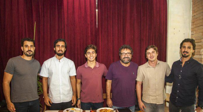 Felipe Lima, Joao Guilherme E Tomaz Alexandre, Mario Wilson, Vitor Veras E Lucas Rolim (4)