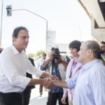 Governador Camilo Santana E Prefeito Roberto Claudio