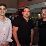 Lúcio Salazar, Luciano Cavalcante E Delano Bezerra