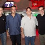Luis Sobreira, Fábio Campos, Roberto Saboia E Samuel Sicchhierolli (2)