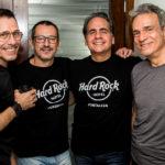 Marcelo Da Costa, Sérgio Vulcanis, Ricardo Bacelar E Arnaldo Brandão (3)