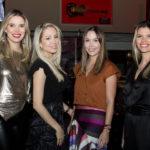 Natália Ponte, Camila Guizard, Rafaela Asfor E Roberta Sicchhierolli (1)