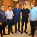 Adriano, Marcelo Meireles, Renato E Jayme Leitão, Igor Meireles (1)