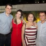 André Lorenzoni Ellen e Ana Mourão Jorge Lopes 2 150x150 - Colmeia entrega o novo empreendimento La Reserve