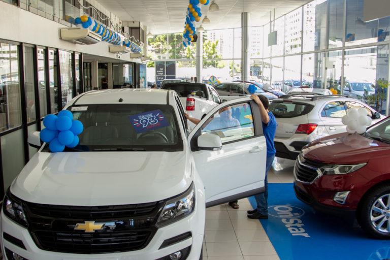 Chevrolet Silcar promove maior ação de vendas do ano neste sábado