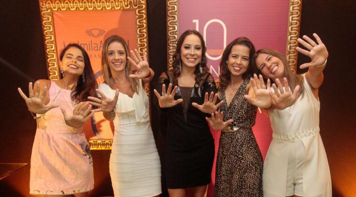 Clara Castelo Branco, Lívia Holanda, Ludmila Amaral, Gisele Reis E Larissa Frota 14