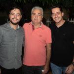 Davi Gomes Paulo César e Ricardo Muhlert 150x150 - Colmeia entrega o novo empreendimento La Reserve