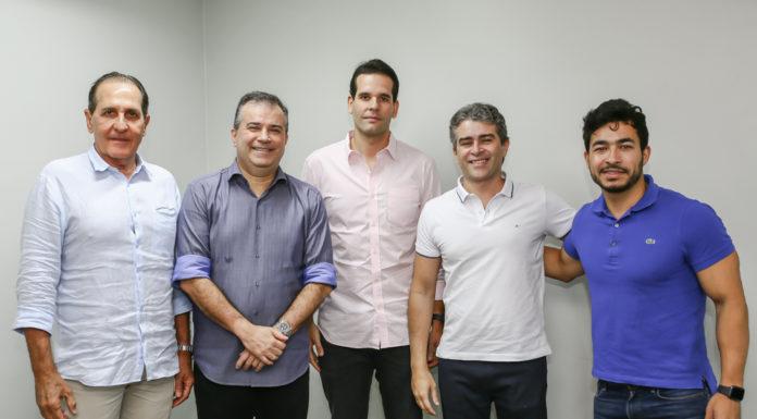 Joao Fiuza, Ricardo Bezerra, Joao Fiuza, Ronaldo Barbosa E Carlos Silva (5)
