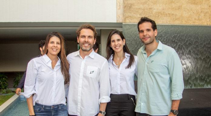 Juliana, Carlos, Mariana E João Fiuza