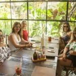 Milena Martins, Liliane Paz, Cleoprata Nogueira, Heloise Rocha E Denise Rocha (1)