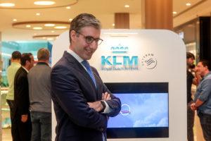 Seth Van Straten 4 1 300x200 - Com ocupação acima dos 90% nos voos de Fortaleza, KLM quer se aproximar dos cearenses