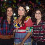 Sueli Torres, Denise Feitosa E Ana Luiza Costa Lima