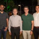 Tiago Parente Otacílio Valente Ronaldo Barbosa e Daniel Arruda 1 150x150 - Colmeia entrega o novo empreendimento La Reserve