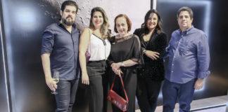 Ailton, Daniela, Tania Leitão, Livia Cravceenco E Alexandre Leitão (8)