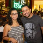 Aline Amorim E Pablo Musse