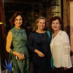 Ana Cristina, Bia Perlingeiro E Lilian Quinderé_