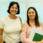 Andréia Menezes e Zamara Brasil 150x150 - Café com Energia debate redução de custos por meio da gestão energética