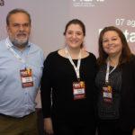 Artur Andrade Érica Venturim e Catarina Martins 150x150 - Murilo Pascoal fala sobre parques temáticos no Panrotas Next