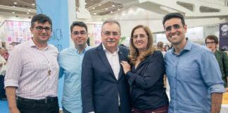 Assis Junior, Eduardo, Edna, Assis E Andre Cavalcante