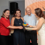 Beatriz Fiuza, Márcia Tarvessoni, Lauro E Beatriz Fiuza