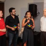 Bia Fiuza, Vinícius Machado, Márcia Travessoni E Lauro Fiuza